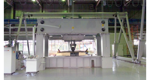 Bending/ Straightening Machines