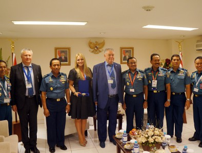 JSC SSTC participated in exhibition in Indonesia