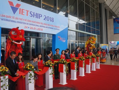 JSC SSTC TOOK PART IN THE VIETSHIP 2018 EXHIBITION