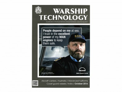 """Warship Technology"" magazine has published the article about JSC SSTC"